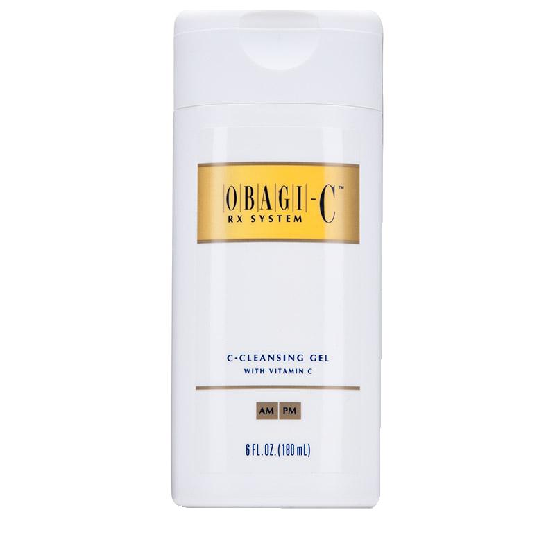 Sữa rửa mặt làm sáng da, giảm nhờn Obagi-C Rx C-Cleansing Gel