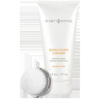 Bộ rửa mặt dưỡng ẩm Clarisonic Dynamic Duo Moisturizing Cleanse