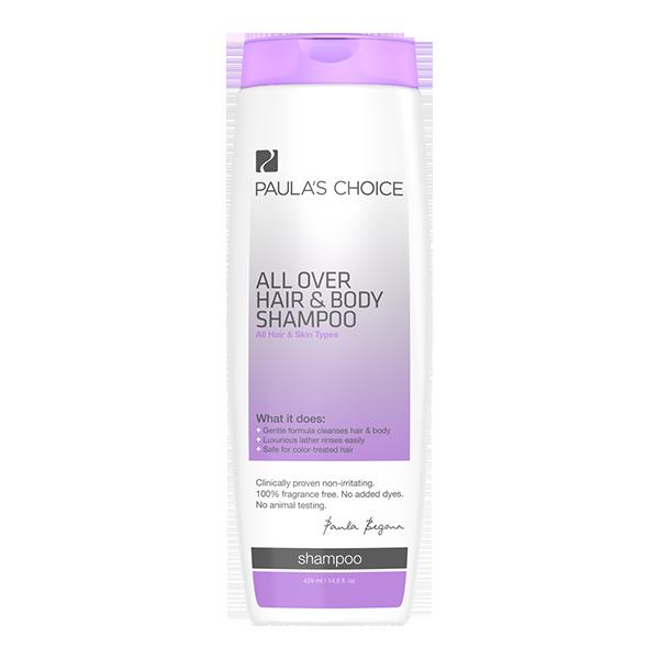 Dầu gội và tắm 2 trong 1 Paula's Choice All Over Hair & Body Shampoo