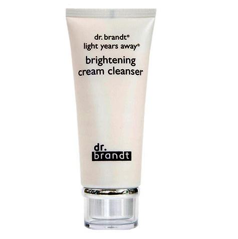 Sữa rửa mặt, trắng da, giảm nhờn Dr. Brandt Light Years Away brightening Cream Cleanser