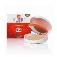 Phấn nền chống nắng màu Fair Heliocare Compact SPF 50 Fair