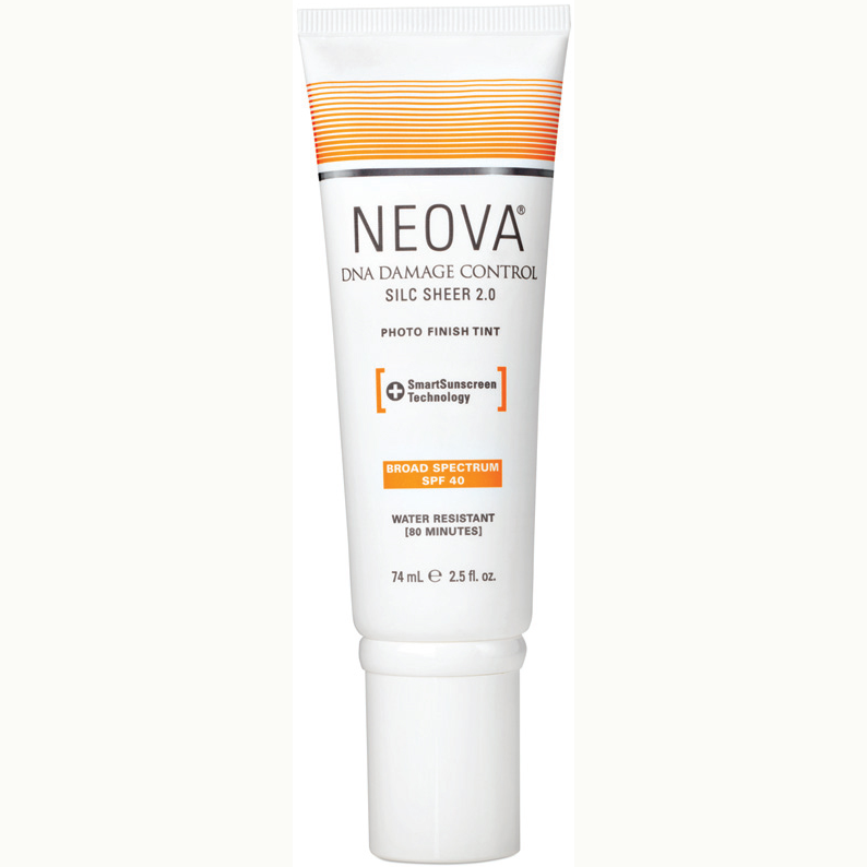 Kem chống nắng Neova DNA Damage Control Active Silc Sheer 2.0 SPF40 74ml