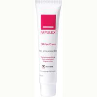 Kem dưỡng giúp giảm bóng nhờn Papulex Oil-Free Cream