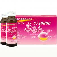 Nước uống collagen hàm lượng cao 5 trong 1 từ Nhật Collagen Purun 10.000mg