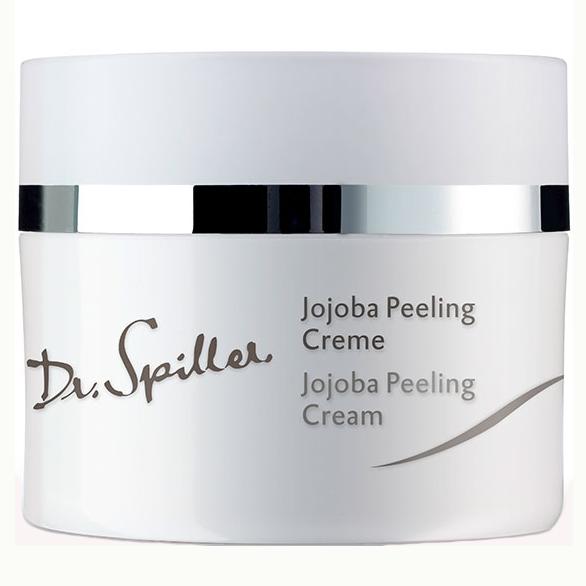 Kem tẩy da chết dạng hạt Dr Spiller Jojoba Peeling Creame