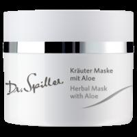 Mặt nạ thảo dược với lô hội Dr Spiller Herbal Mask with Aloe