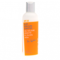Kem Chống Nắng Cho Da Nhạy Cảm Chiết Xuất Lô Hội  Aloe Vera Sun Sensitive Gel SPF 25 DR Spiller