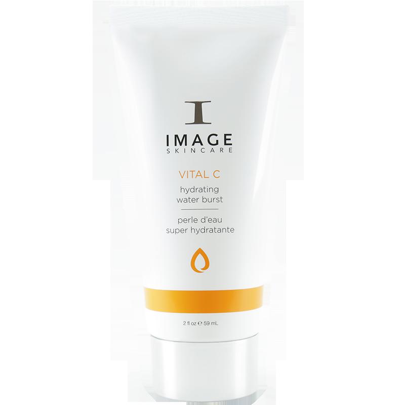 Tinh chất dưỡng ẩm tối ưu, sáng da, giảm nhạy cảm và chống lão hóa Image Skincare Vital C Hydrating Water Burst