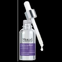 Tinh chất đậm đặc siêu trắng sáng da Murad Brightening Boost Professional Concentrate giảm nám, đốm nâu siêu nhanh, mang lại làn da sáng sạch, đều màu.