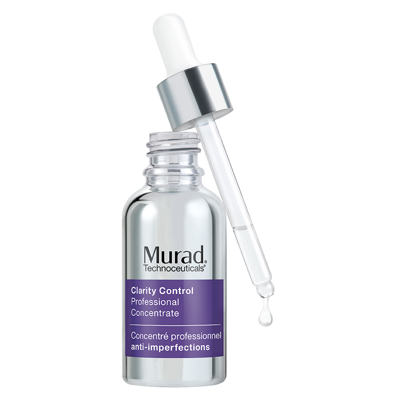 Tinh chất đậm đặc siêu làm sạch, sáng da, giảm dầu, se khít lỗ chân lông Murad Clarity Control Professional Concentrate