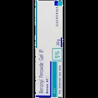 Gel trị mụn Benzac AC Benzoyl Peroxide Gel IP 5%