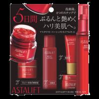 Bộ sản phẩm chăm sóc và phục hồi da Travel Kit Astalift Trial Kit SM B