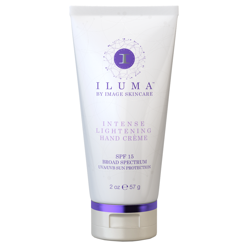 Lotion dưỡng da tay Image Iluma Intense Lightening Hand Crème SPF15