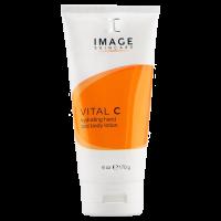Kem dưỡng ẩm chống khô da tay và toàn thân Image Skincare Vital C Hydrating Hand & Body Lotion