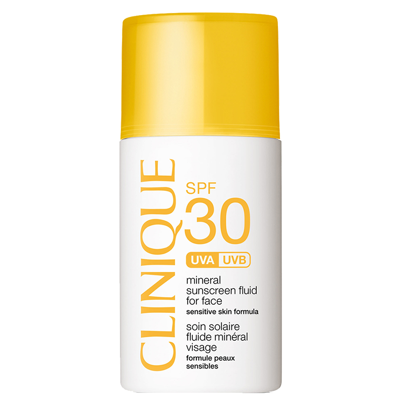 Kem chống nắng cho mặt Clinique Face Spf 30 Mineral Sunscree 30Ml PA+++