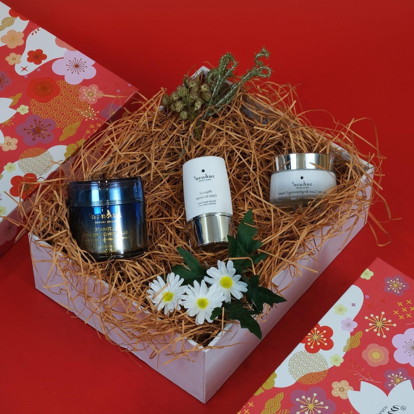 Bộ sản phẩm Cúc La Mã Fukushima