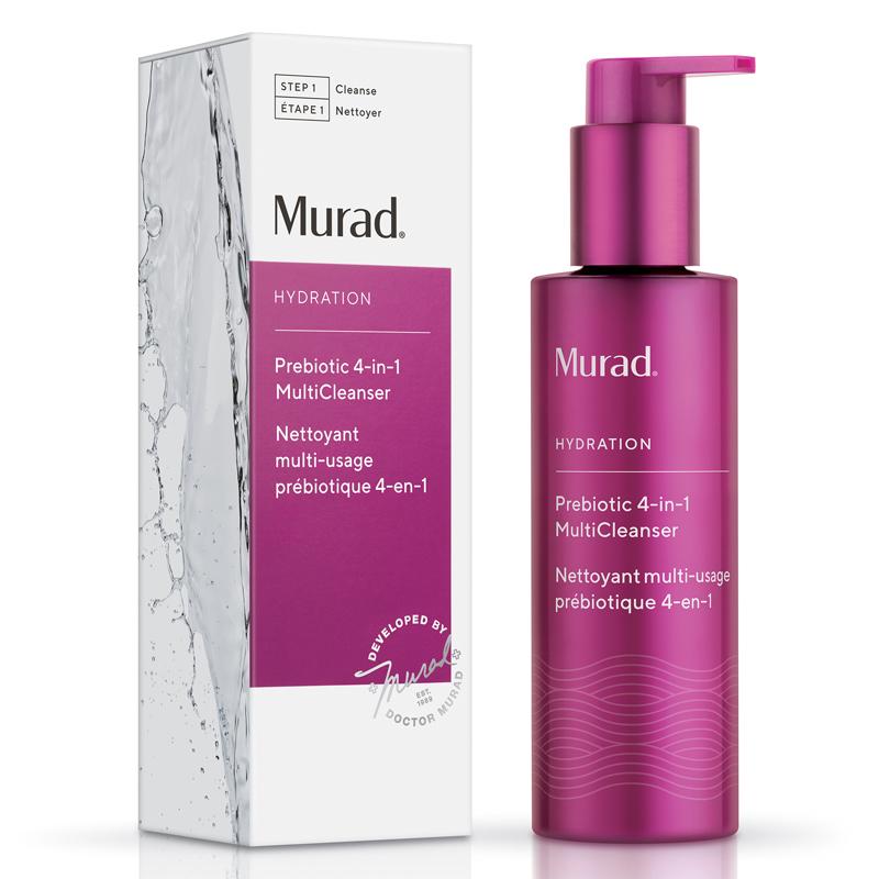 Sữa rửa mặt tẩy trang 4 trong 1 Murad Prebiotic 4-in-1 Multi Cleanser