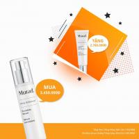 Bộ sản phẩm dưỡng trắng da, chống nắng Murad
