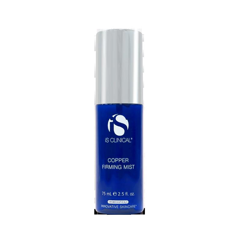 Xịt dưỡng giúp da tươi mát và căng mịn iS Clinical Copper Firming Mist 75ml
