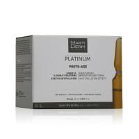 Tinh chất dưỡng ẩm, sáng da và chống lão hóa MartiDerm Platinum Photo-Age (30 ống)