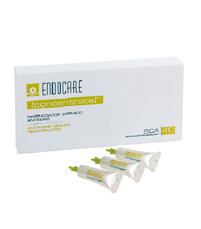 Serum đặc trị lão hóa da Endocare Ampoules