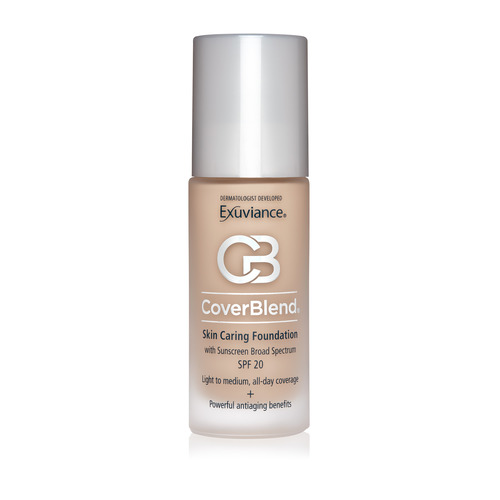 Kem nền che phủ Exuviance Skin Caring Foundation SPF 20