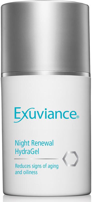 Gel dưỡng ẩm đêm hồi phục da Exuviance Night Renewal Hydragel