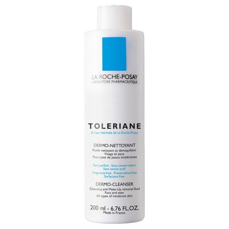 Sữa Rửa Mặt & Tẩy Trang Dành Cho Da Nhạy Cảm La Roche-Posay Toleriane Dermo Cleanser- Cleansing And Make- Up Removal Fluid Face & Eyes