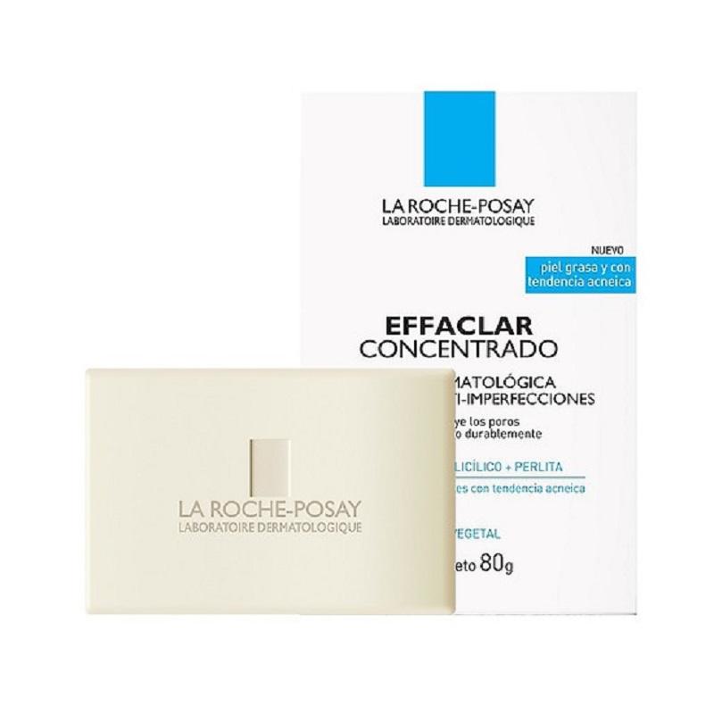 Thanh rửa mặt và làm sạch toàn thân ngăn ngừa mụn La Roche-Posay Effaclar Purifying Dermatological Barfor Oily And Sensitive Skin
