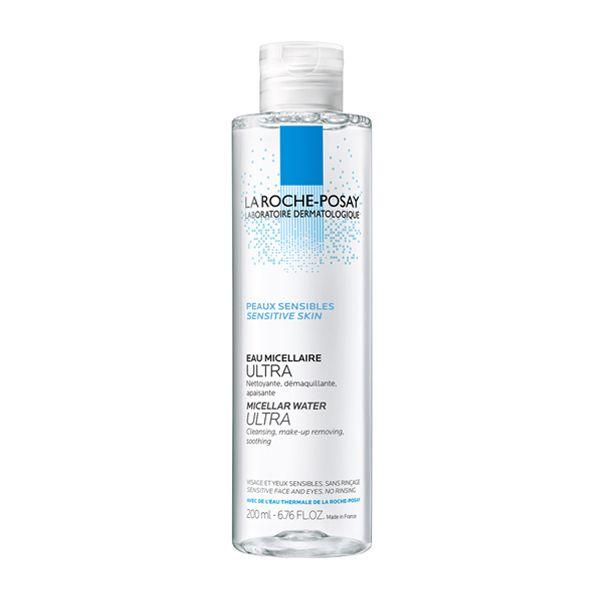 Nước tẩy trang La Roche-Posay Micellar Water Ultra Sensitive Skin 100ml