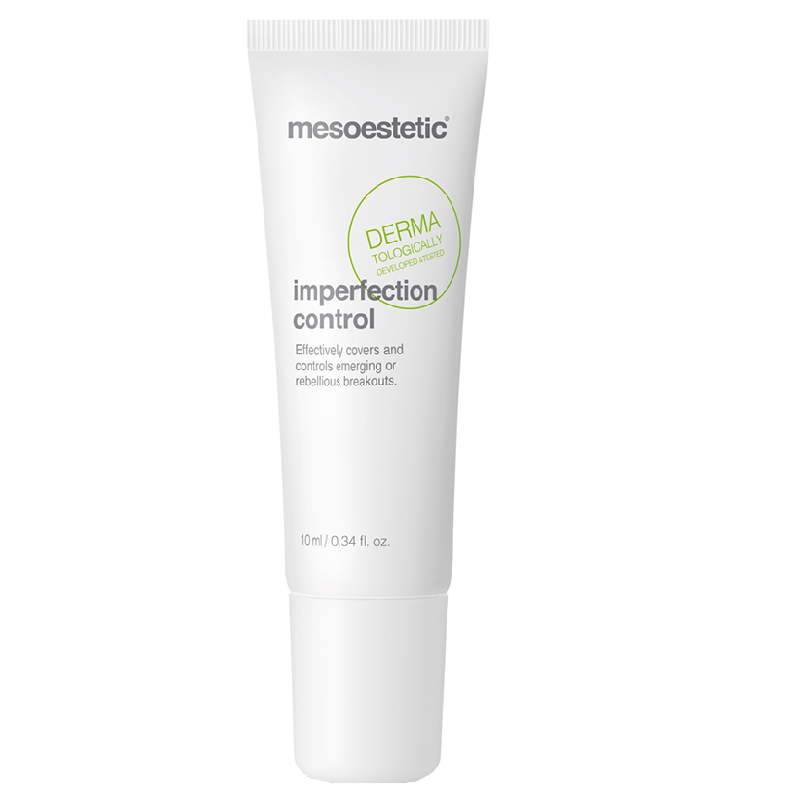 Kem điều trị mụn, giảm viêm khẩn cấp Mesoestetic Imperfection Control