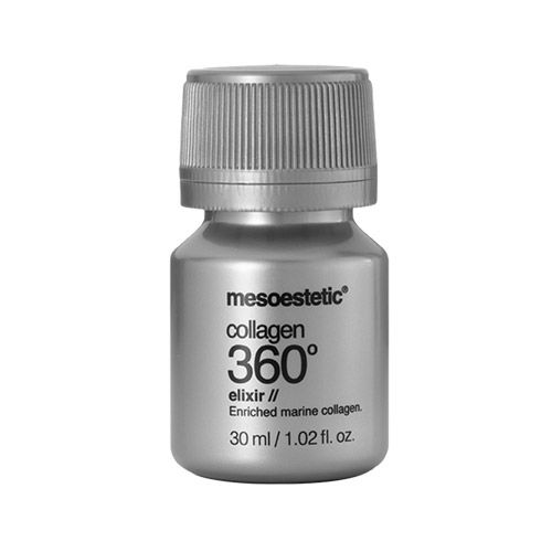 Thức uống collagen đẹp da Mesoestetic Collagen 360 Elixir