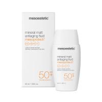 Nhũ tương chống nắng cho da nhạy cảm Mesoestetic Mesoprotech Mineral Matt SPF50