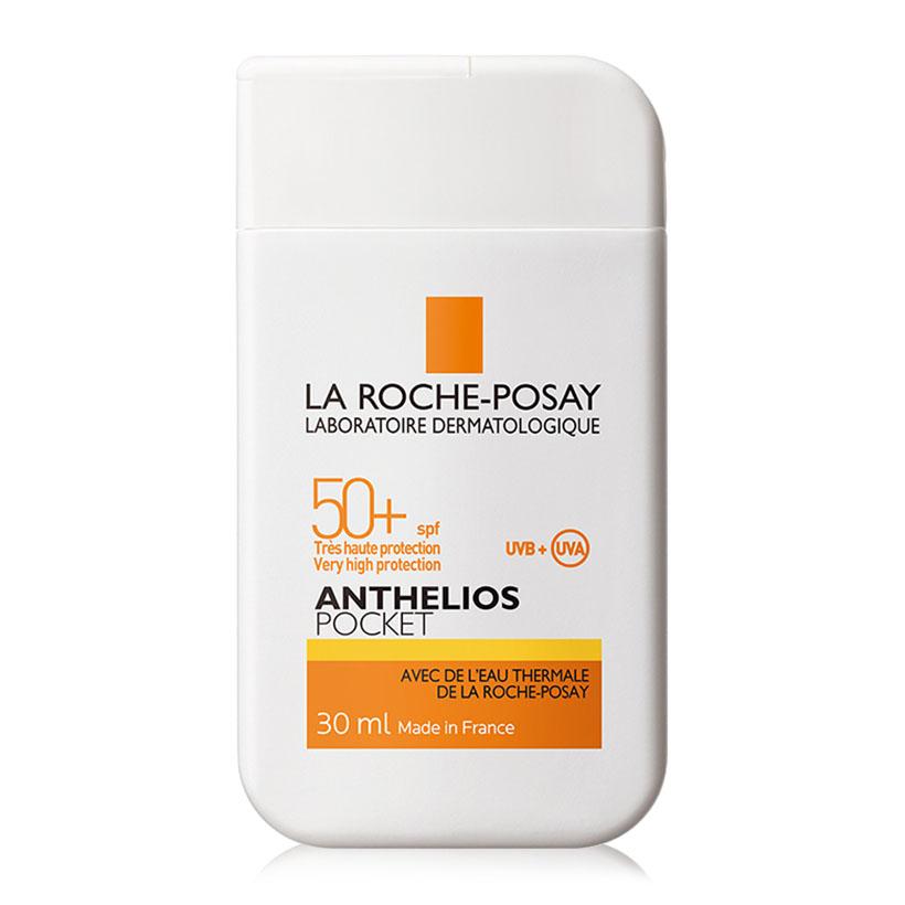 Kem chống nắng cho da nhạy cảm La Roche – Posay Anthelios Ultra Light Travel Size SPF50+ UVB/UVA
