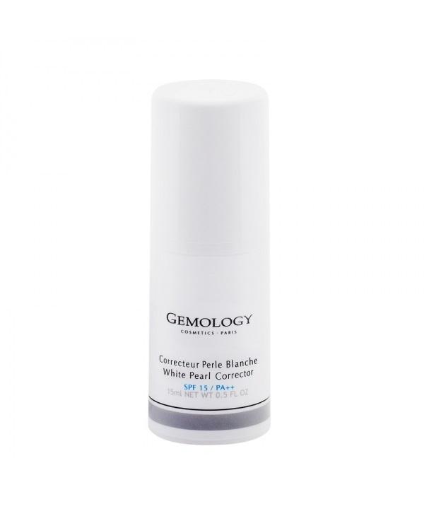 Kem dưỡng làm mờ nám ngừa lão hóa chiết xuất ngọc trai Gemology White Pearl Corrector SPF15 PA++