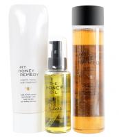 Bộ dầu gội mật ong nguyên chất ngăn rụng tóc và phuc hồi tóc hư tổn  My Honey Remedy