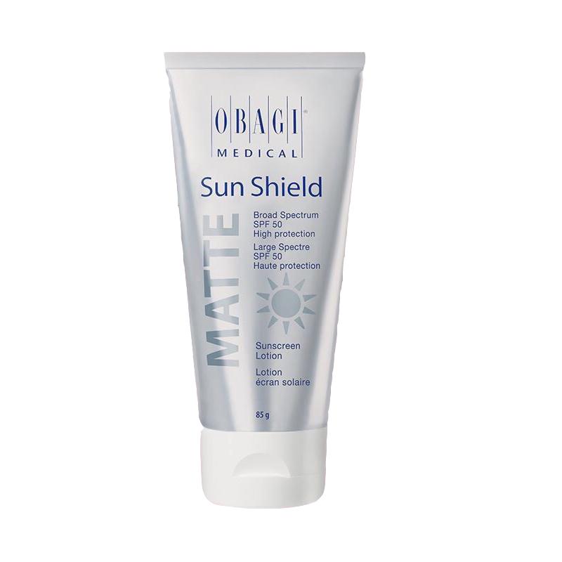 Kem chống nắng bảo vệ da tối ưu Obagi Sun Shield Matte Broad Spectrum SPF 50 New 2019