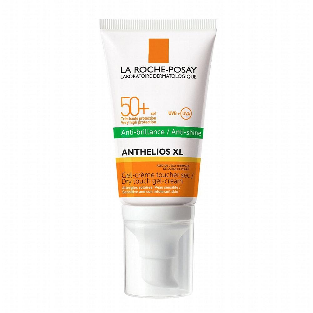 Kem chống nắng kiểm soát nhờn La Roche Posay Anthelios Xl Non-Perfumed Dry Touch Gel - Cream SPF 50+