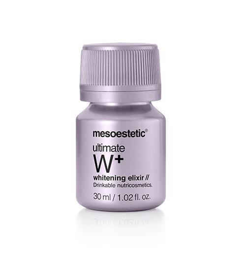 Nước uống trắng da, ngăn ngừa nám sạm Mesoestetic Ultimate W+ Whitening Elixir