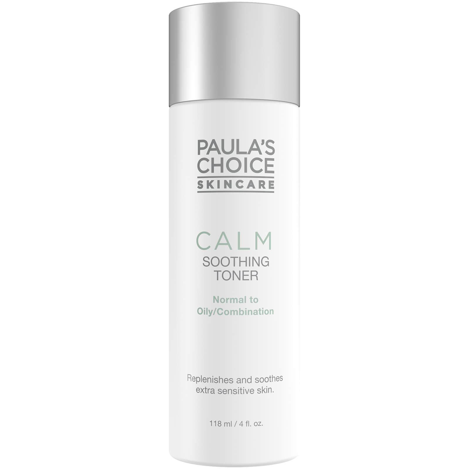 Nước hoa hồng cho da dầu và nhạy cảm Paula's Choice Calm Redness Relief Toner