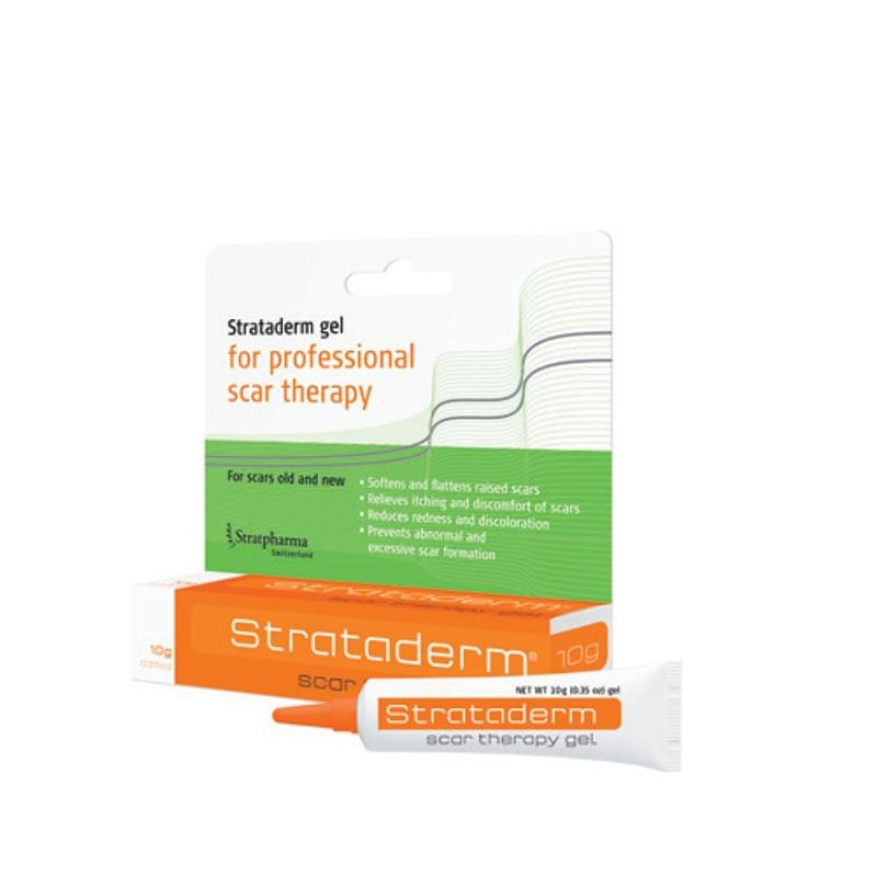 Gel trị sẹo Stratpharma ag Stratadem 5g