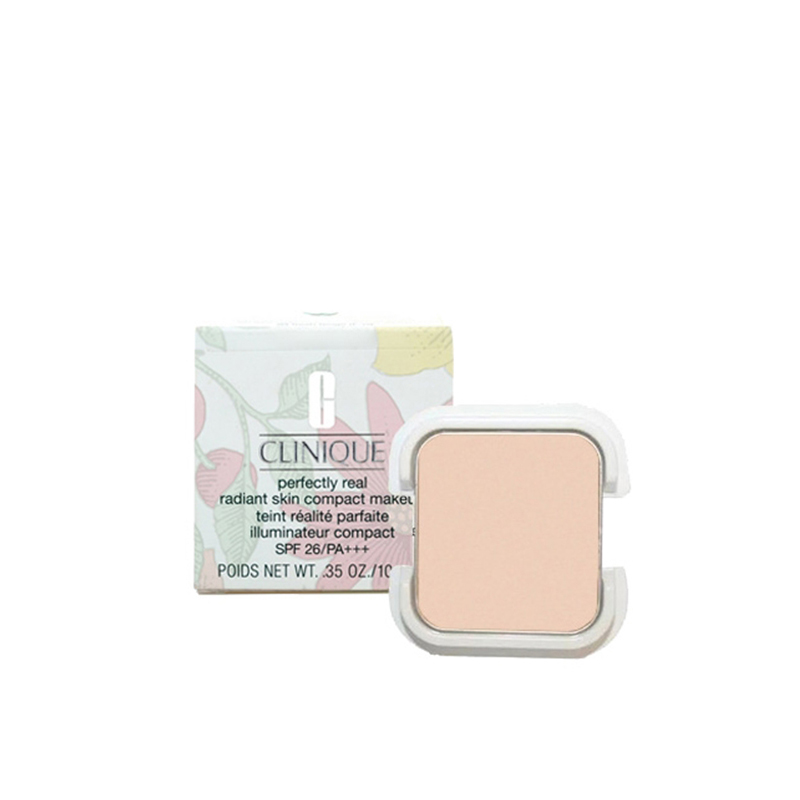 Lõi phấn phủ Clinique Perfectly Real Radiant Skin Compact Makeup Spf26 Pa+++