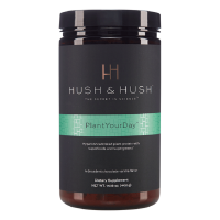Bột bổ sung protein thuần chay Hush & Hush Plant Your Day