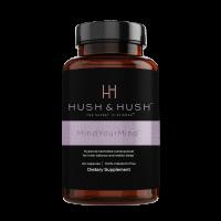 Viên uống cải thiện giấc ngủ và giảm căng thẳng Image Skincare Hush & Hush Mind Your Mind