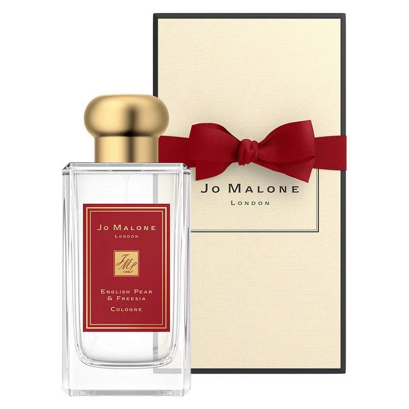 Nước hoa phiên bản giới hạn Jo Malone English Pear & Freesia Cologne Red Limited Edition