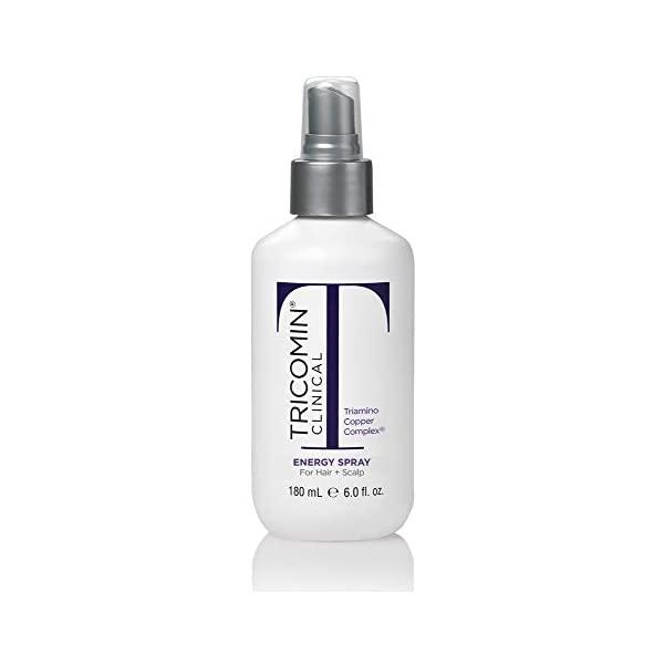 Xịt mọc tóc, ngừa rụng tóc, dưỡng tóc chắc khỏe Tricomin Clinical Energy Spray