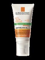 Kem chống nắng kiểm soát dầu La Roche-Posay Anthelios XL Tinted Dry Touch Gel - Cream SPF 50+ UVB +UVA