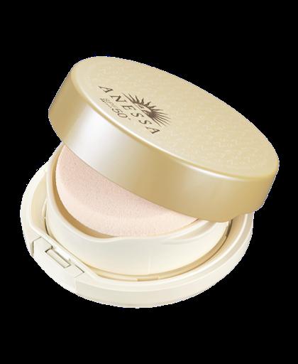 Kem nền trang điểm chống nắng tông tự nhiên Anessa Perfect UV Sunscreen Skincare Base Makeup Natural SPF50+ PA+++