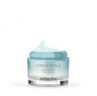 Gel tiếp nước và bổ sung năng lượng hoàn hảo cho da Swissline Aqua Vitale Gel Cream