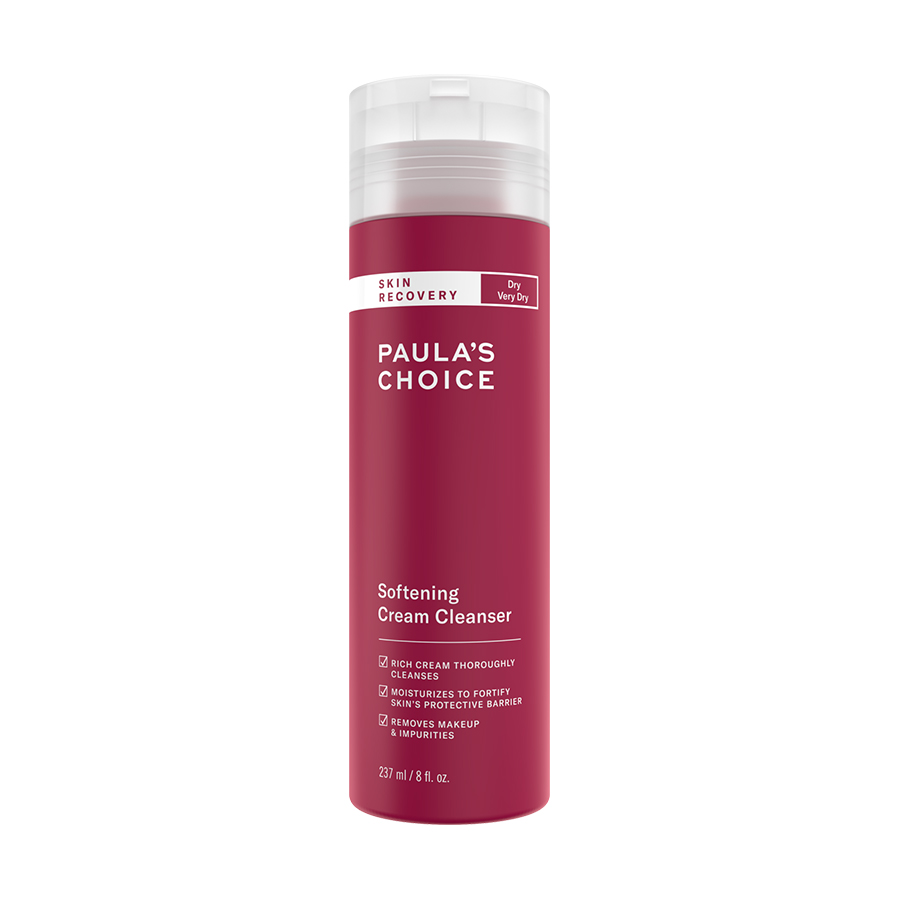 Sữa rửa mặt phục hồi và làm mềm da Paula's Choice Skin Recovery Softening Cream Cleanser